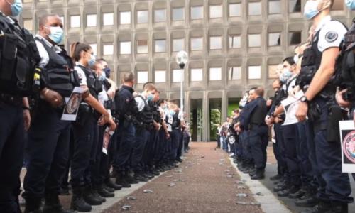 🇫🇷 «Un bon policier est un policier mort»: l'injonction morale et systémique pour les policiers à se laisser tuer