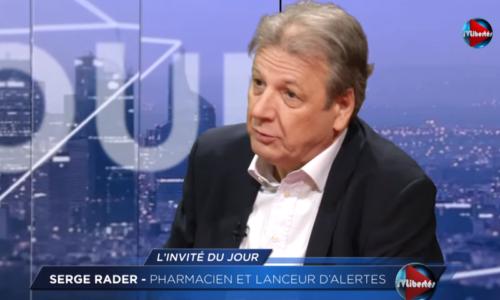 🇫🇷 Décès de Serge Rader, figure des antivax, après une hospitalisation pour Covid