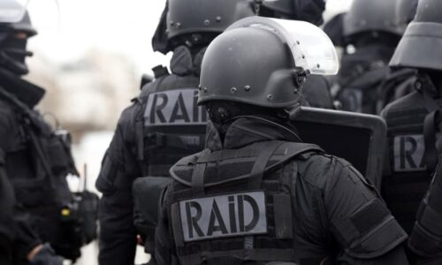 🇫🇷 Prise d'otage en cours à la maison d'arrêt de Condé-sur-Sarthe